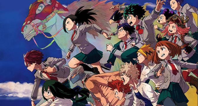 Kata Kata Mutiara Anime Boku No Hero Academia Terbaik Kata