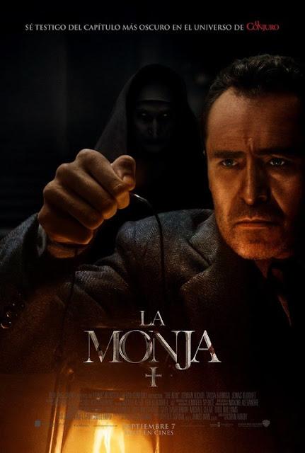 النقاد يعتبرون فيلم The Nun عادي جدا وليس مرعبا كما يُروج له! هذه هي آرائهم حول الفيلم poster4
