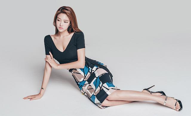 Park Jung Yoon - very cute asian girl - girlcute4u.blogspot.com (1)