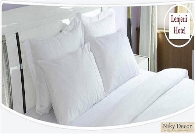 Lenjerii de pat bumbac pentru Hotel-Lenjerii de pat damasc-bumbac satinat