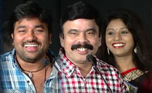 Mirchi Shiva Teasing Powerstar – Comedy Speech – Tamil Movie Adida Machan Visilu