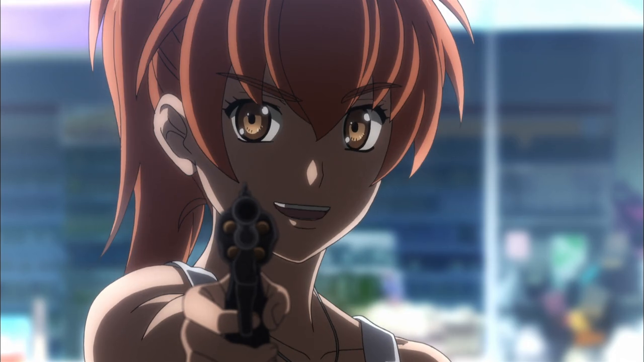 Full Metal Panic! Invisible VictoryEpisode 5 Subtitle Indonesia