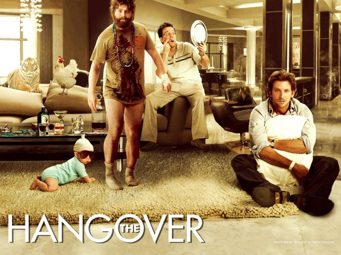 The Hangover - Comedy