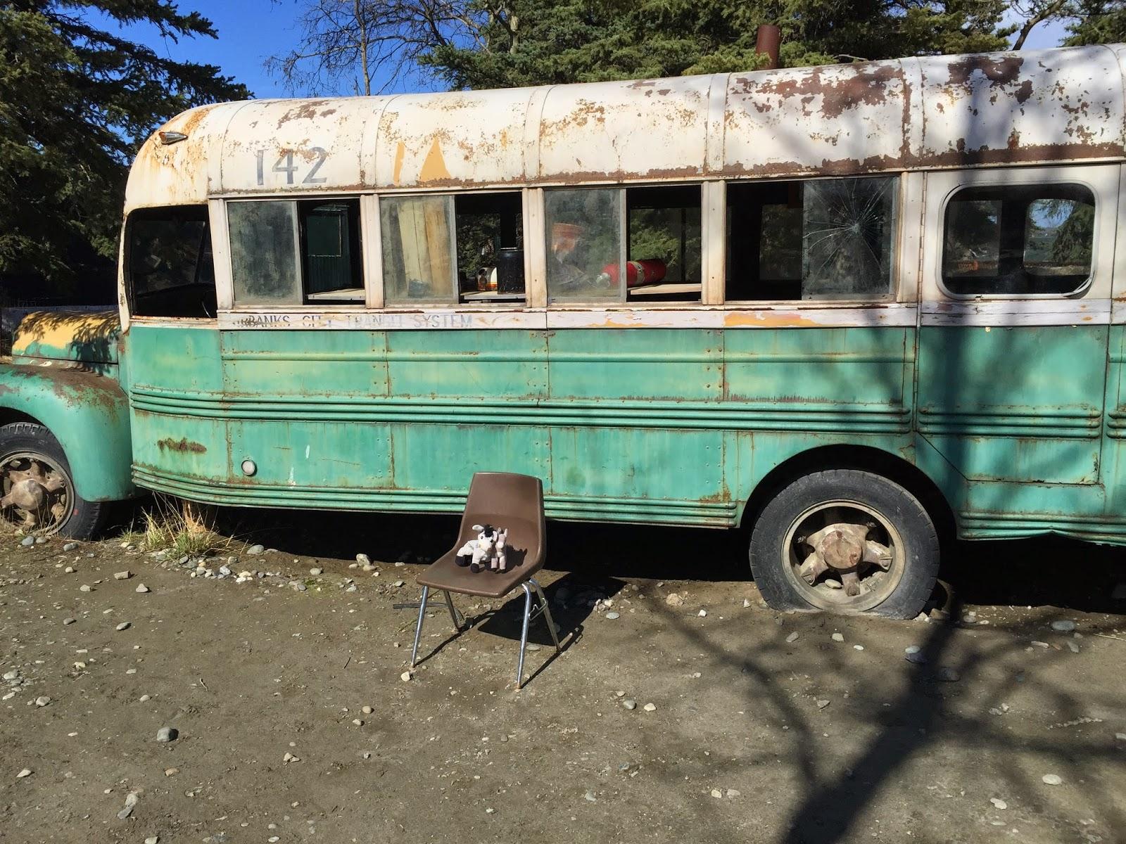 bus christopher mccandless