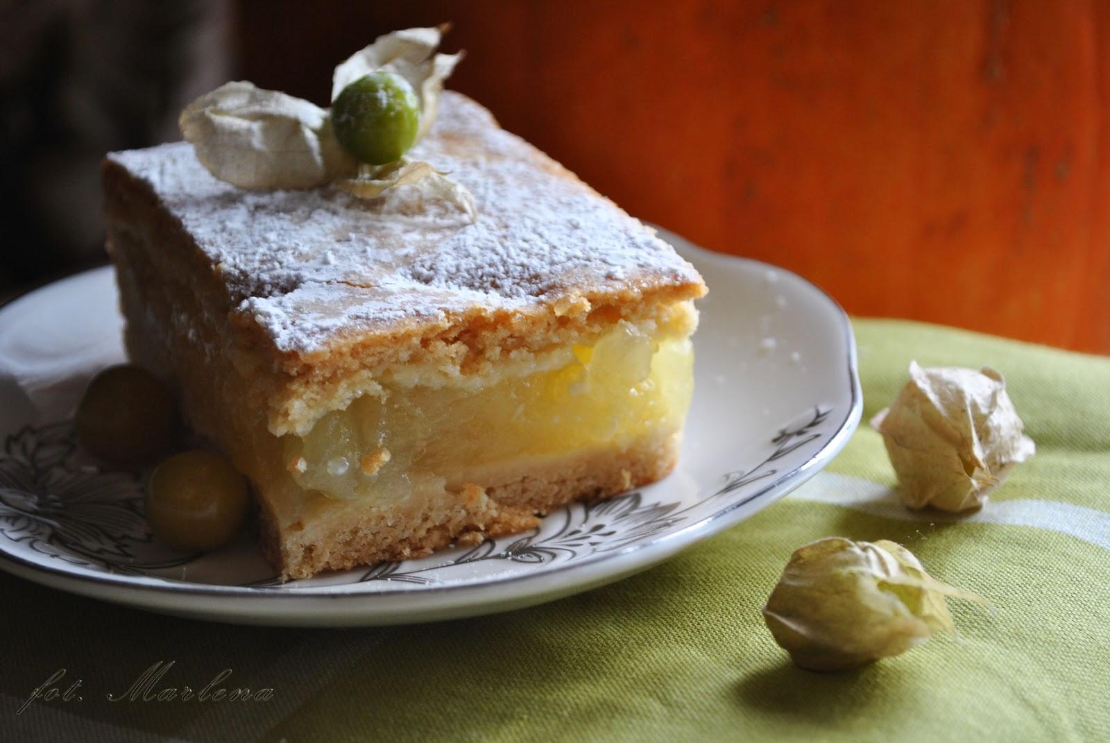 Kuchnia Marlenity Szarlotka Z Jabłkami Prażonymi