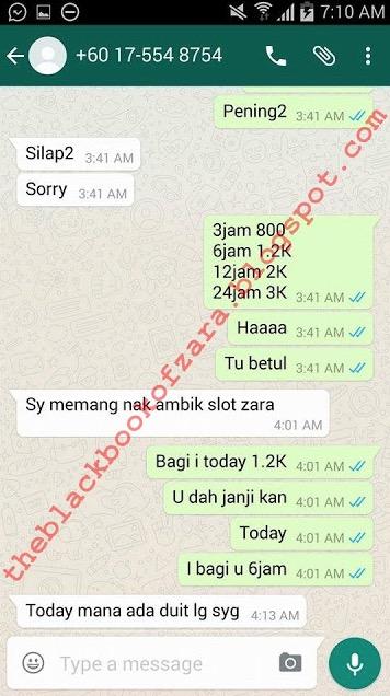 Blog Zara Dedah Pemandu RapidKL Gila Seks