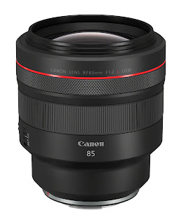 Canon RF 85mm F1.2L USM lens