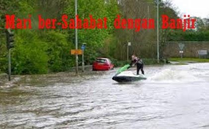 Jadi Ber Sahabatlah Dengan Banjir Dan Nikmati Saja Karna Jakarta T N Bisa Terlepas Ataupun Terpisahkan Dari Masalah Ini Setidaknya Untuk  Tahun Ke