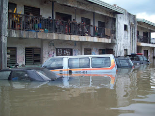 Image result for pictures of flood in Anambra
