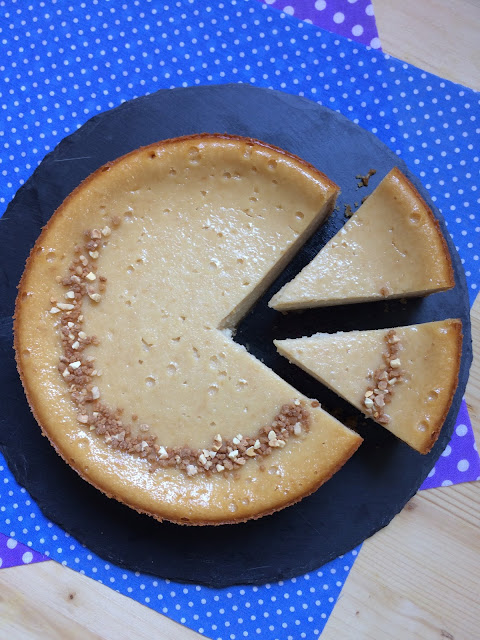 cheesecake de donut receta
