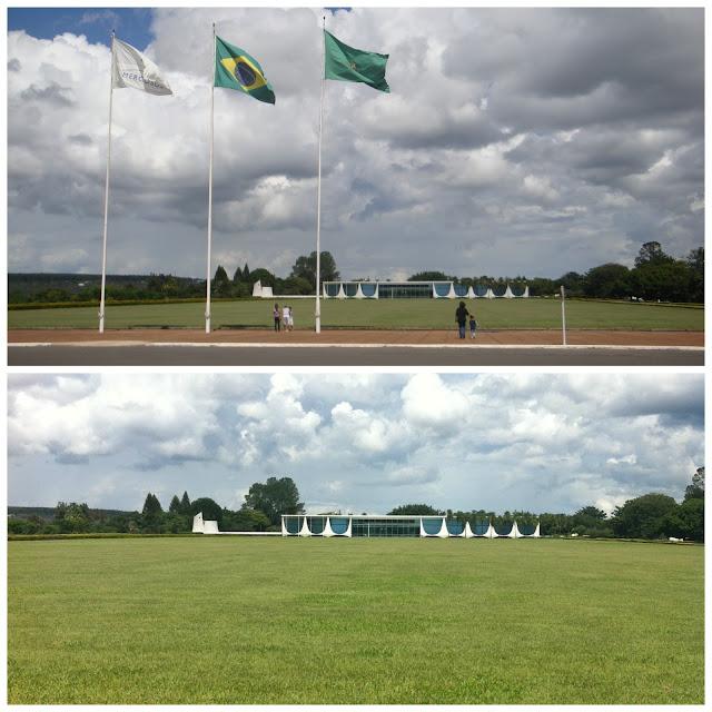 7 maravilhas de Brasília - Palácio da Alvorada