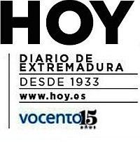Noticia publicada en el Diario Regional HOY sobre la Biblioteca Virtual Extremeña (28/1/2018)