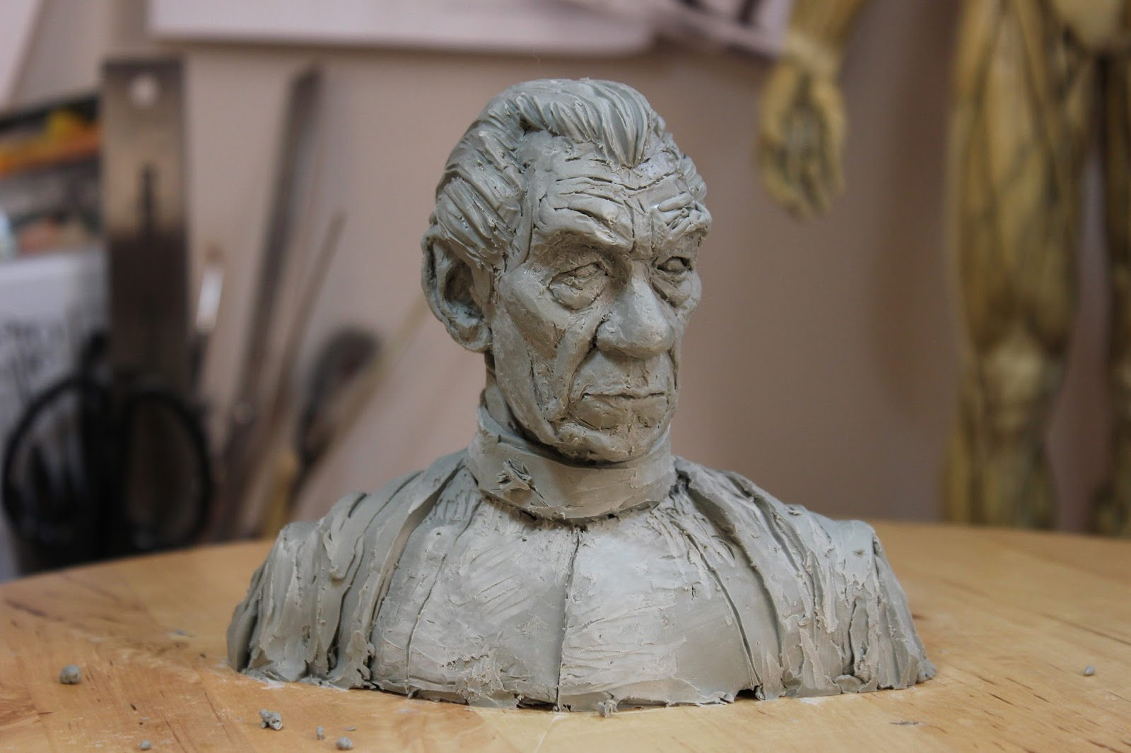 Paul's sculpture blog: New silicone rubber