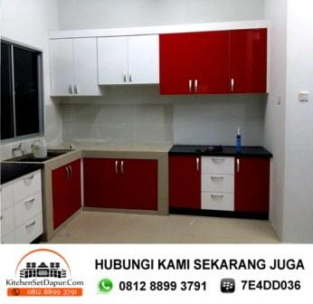 Jasa kitchen set bintaro hub 081288993791 kitchen set for Harga buat kitchen set