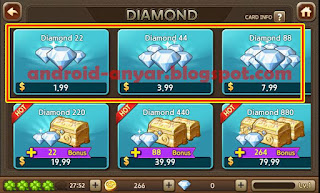 Tutorial Kumpulan Diamond Gratis GET RICH