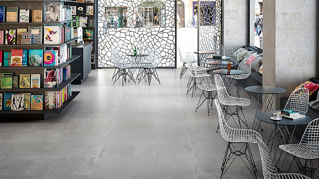 Tiles design images of Baffin series -Highest quality tileswith a concrete optic