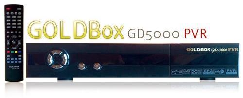 firmware goldbox gd-5000 pvr