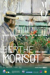 Exposition Berthe Morisot au musée d'Orsay