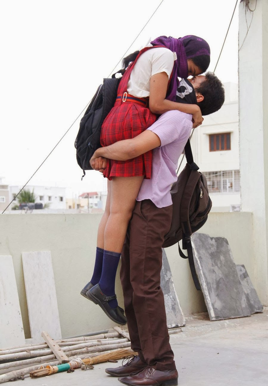 School Student Hot Romance A Trick Not To Caught From