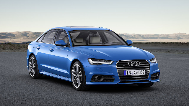 The 2017 Model Year Audi A6 Saloon