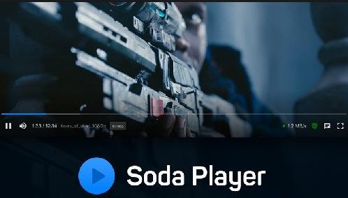 تحميل برنامج Soda Player لمشاهدة أفلام التورنت