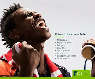 KCB moneygram transact and win promotion.