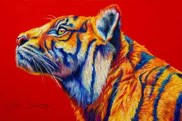 04-Sumatran-Tiger-Large-Scale-Soft-Pastel-Drawings-Of-Wild-Ainimals-www-designstack-co