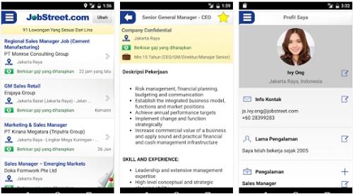 aplikasi lowongan kerja terbaik di indonesia