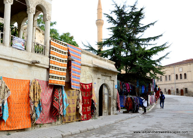 souvenir shops in Mustafapasa Village