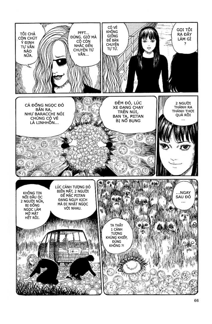 Black Paradox chap 3 trang 6
