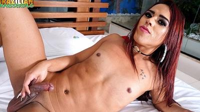 Brazilian-transsexuals – New TS Dany Castro