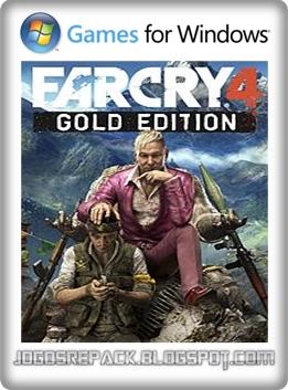 Download Far Cry 4: Gold Edition v1.10 + All DLCs + Dublado PT-BR (PC) torrent