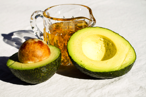 honey avocado anti aging mask