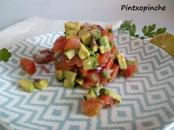 avocado, aguacate, tomate, lima, tartar, ensaladas, sin gluten, lima