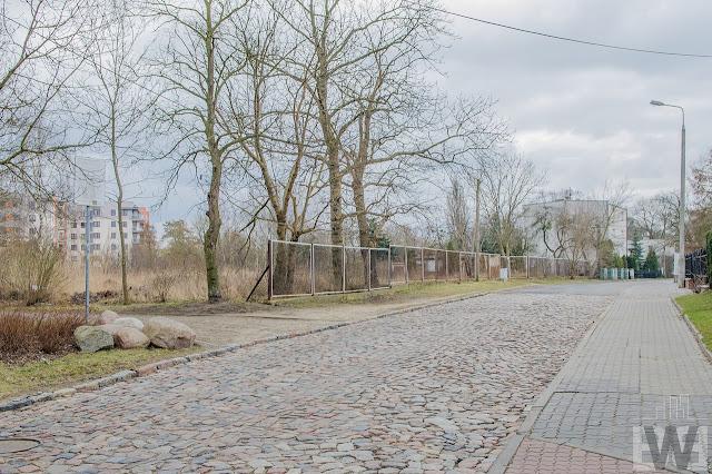 Co się buduje na ulicy Czerwonego Krzyża w Bydgoszczy