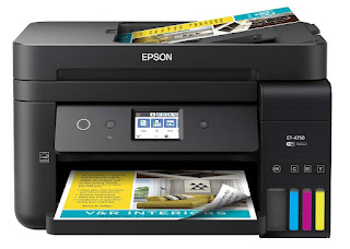 Epson WorkForce ET-4750 Drivers Download, Review, Price