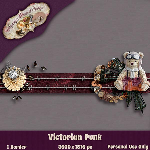 "Manic Monday - ""Victorian Punk"""