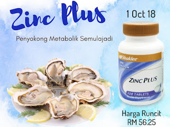 ZINC PLUS DAN YOUTH RESTORING EYE TREATMENT MENGGODA JIWA