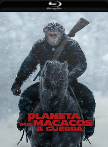 Planeta dos Macacos – A Guerra 2017 Torrent Download – BluRay FULL 1080p Dublado / Dual Áudio