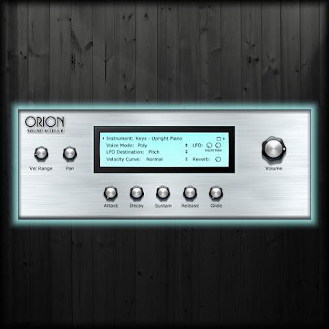Orion Sound Module