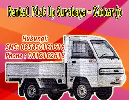 Sewa Pick Up Zebra Surabaya-Sidoarjo