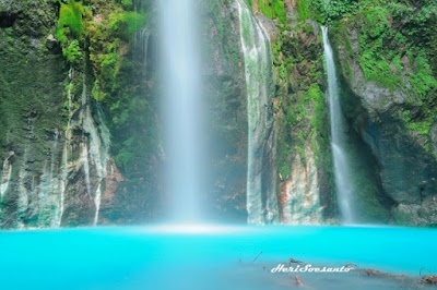 Two Colors Waterfall, North Sumatera1
