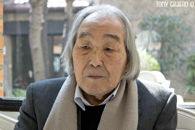Kengiro Azuma, 90 anni, Artista
