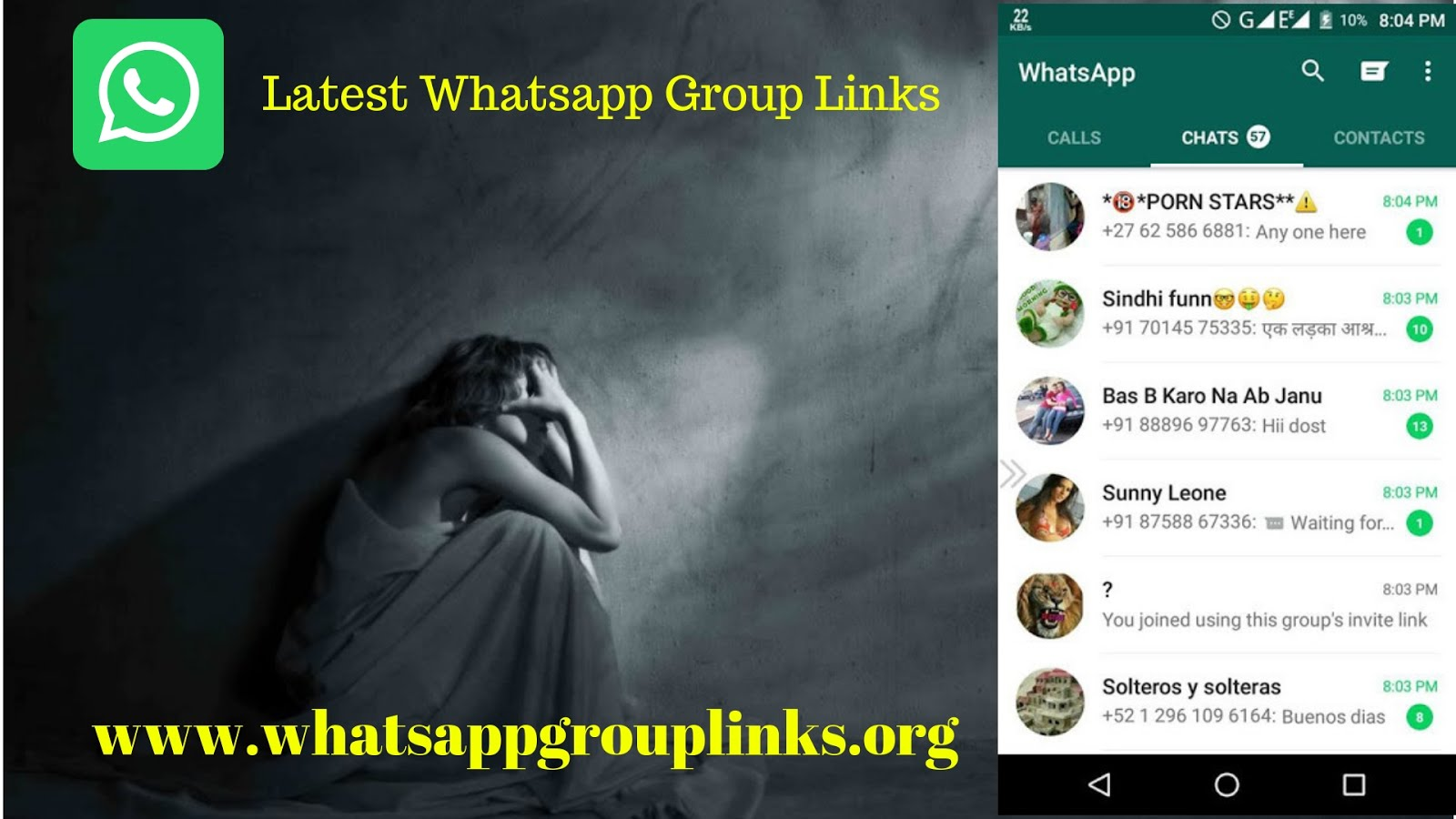 Latest Whatsapp Group Links - Whatsapp Group Links