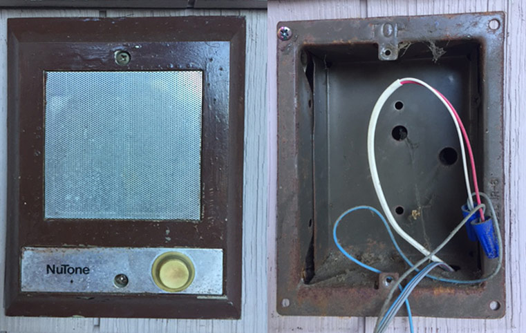 Kyle Switch Plates Updating Your Old Doorbell To Ring 2