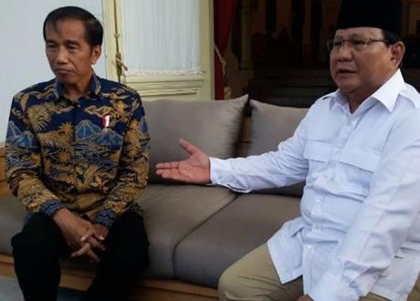 Survei Pilpres SMRC: Jokowi 38,9%, Prabowo Tinggal 12,0%, Gatot dan AHY 0,3%