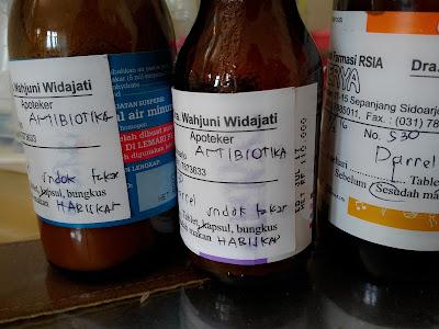 anak mengkonsumsi antibiotik