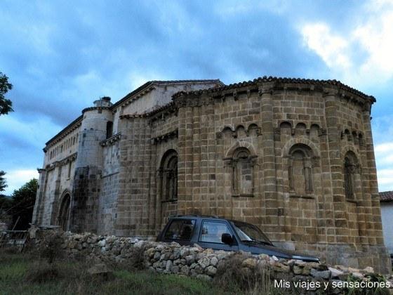 Iglesia de San Lorezo de Vallejo, Valle de Mena, Merindades, Burgos