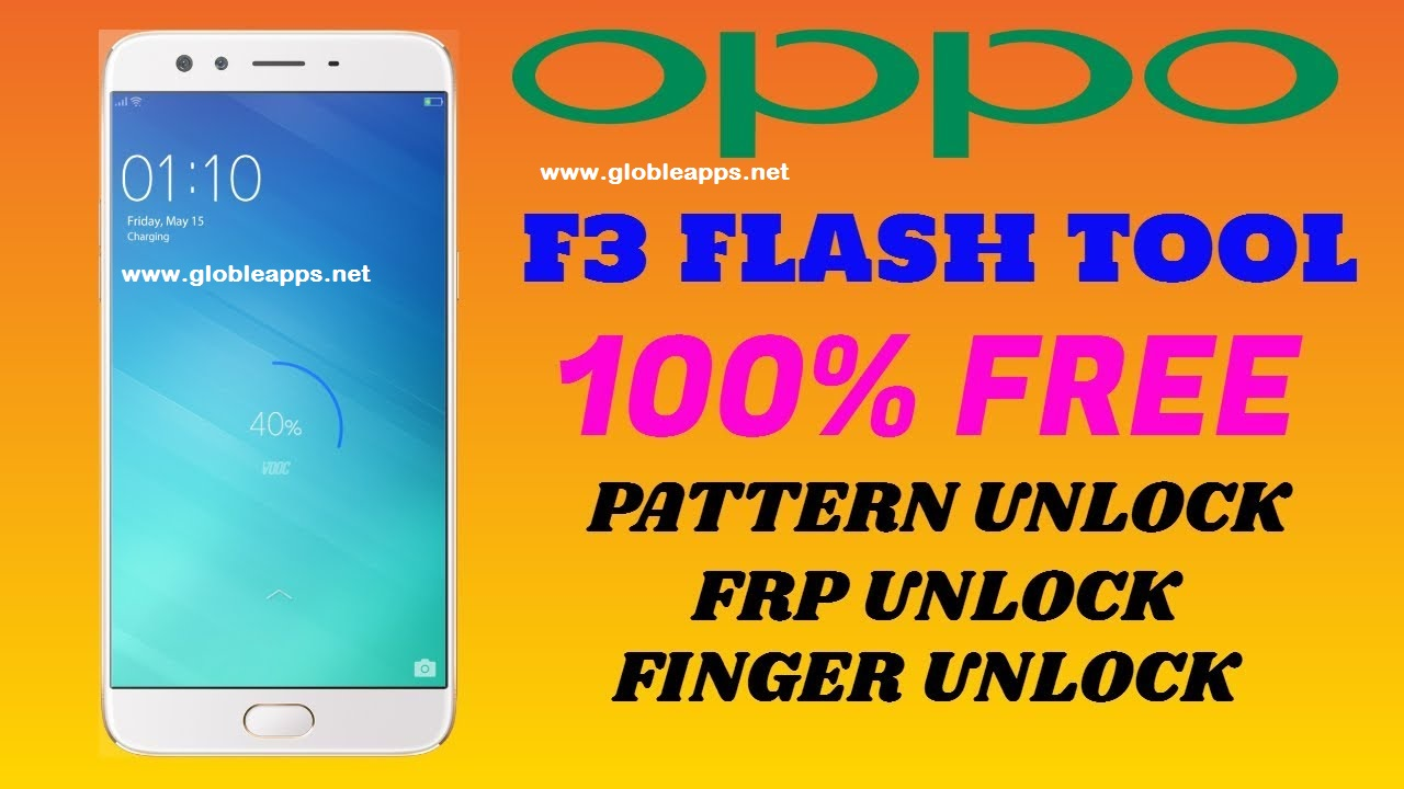 Download Oppo Flash Tool For All Android Phones ~ Globle Apps
