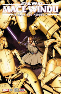 STAR WARS: JEDI OF THE REPUBLIC: MACE WINDU #1